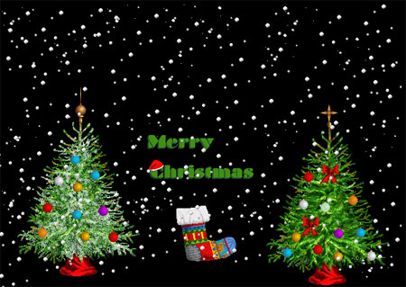 Weihnachten Screensaver