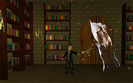 Harry Potter - 3D Bildschirmschoner