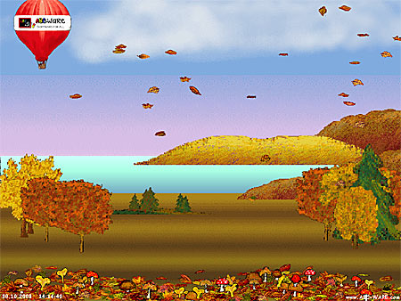 Herbst - Autumn Screensaver