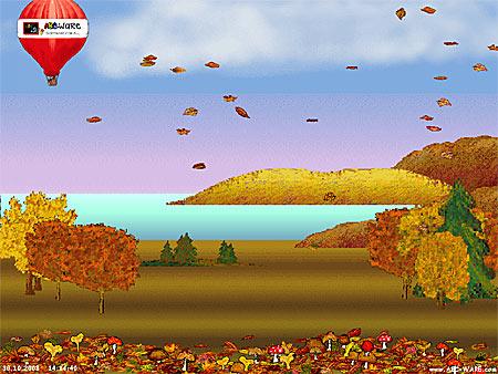 Herbst - Autumn Screensaver