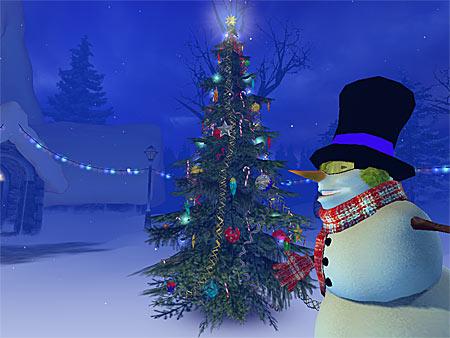 Weihnachten - Christmas 3D