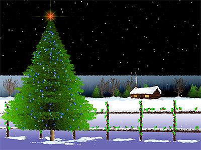 Bildschirmschoner Weihnachten